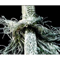 Cordage nylon double tresse détail