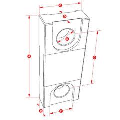Dynamomètre Radiolink Plus mesures