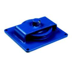 Guide câble horizontal avec roulement à billes ou à rouleaux cylindriques